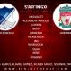 Hoffenheim vs Liverpool FC