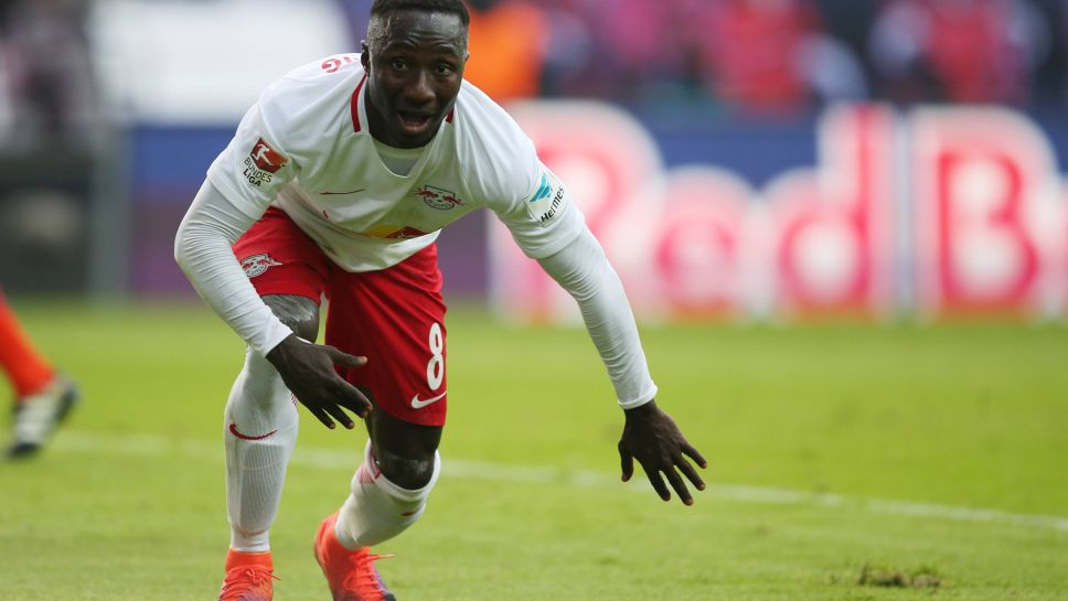 Naby Keita Joins Liverpool In Club Record Deal