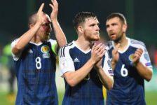 Andy Robertson Scores a Cracking Goal for Scotland