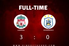 Liverpool 3-0 Huddersfield