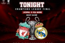 2018 Champions League Final hours away